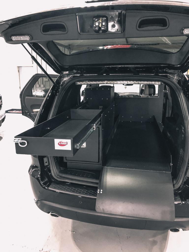 Coroner Vehicle